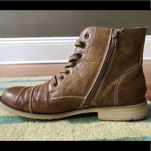 Other - Men's leather boots.